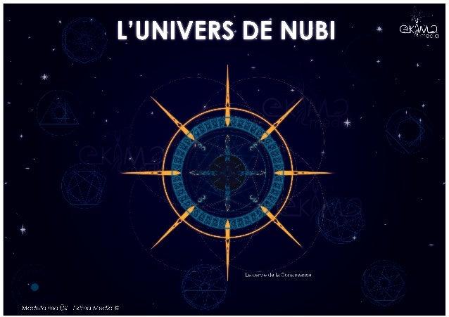 Introduction à l'Univers de NuBi