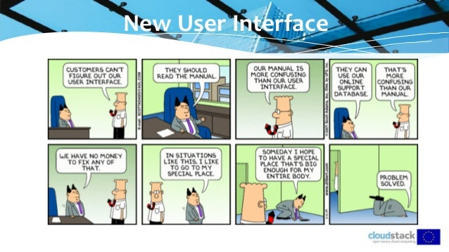 New User Interface