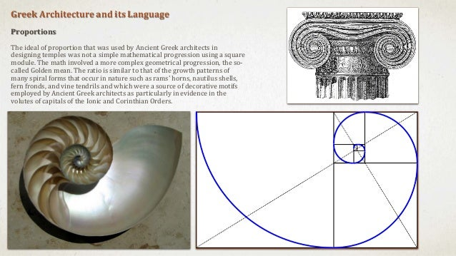 Greek Architecture introduction to greek architecture