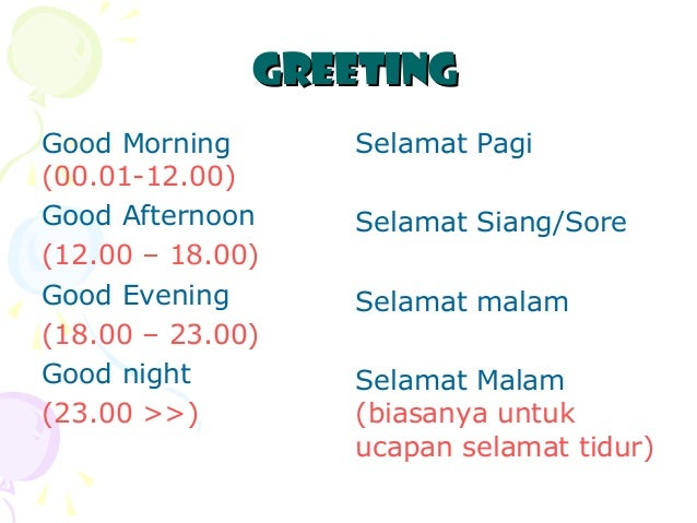 Basic english conversation introduction and greetings greeting m4hsunfo
