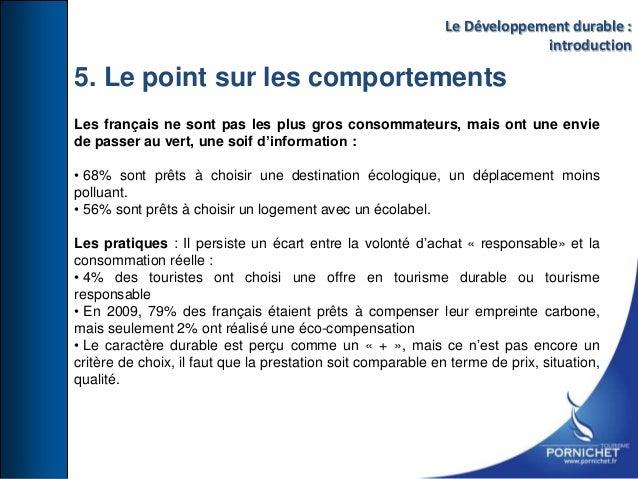 Les français ne sont pas les plus gros consommateurs, mais ont une envie de passer au vert, une soif d'information : • 68%...
