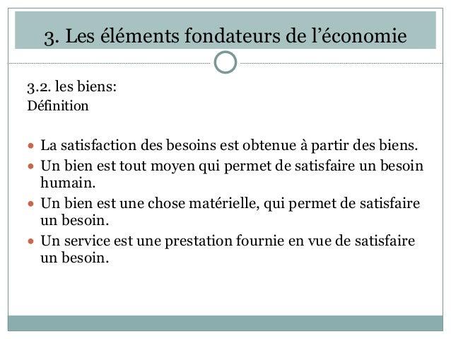 Introduction Aux Sciences Economiques Et A La Gestion Partie I
