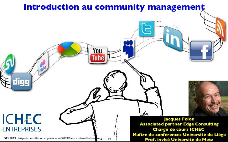 Introduction au community management                                                                                      ...