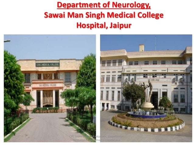 Introduction Department of Neurology CPC