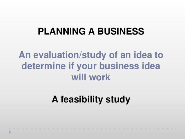 PLANNING A BUSINESS The biggest reason small businesses have to close down Failure to plan