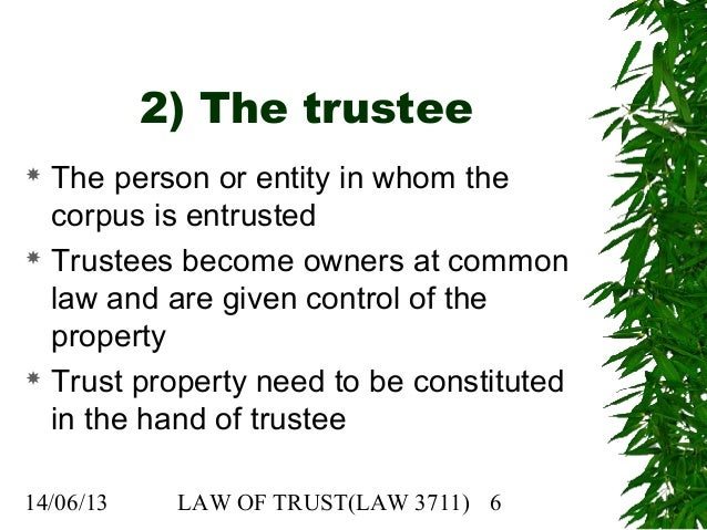law of property equity and trusts Equity and trusts, english law, problem question  equity & trusts law notes uploaded by deepak rai property law uploaded by soumyadeep mitra easements.