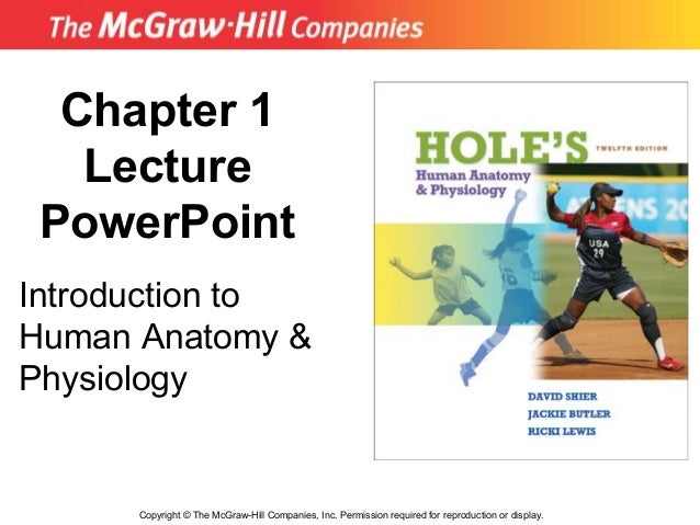 Copyright © The McGraw-Hill Companies, Inc. Permission required for reproduction or display. Chapter 1 Lecture PowerPoint ...