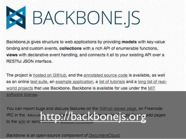 Backbone.js の参考情報http://www.adventar.org/calendars/15