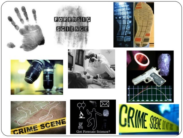 Introduction to Forensic Science Slide 2