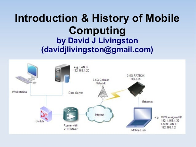 MOBILE COMPUTING INTRODUCTION EBOOK