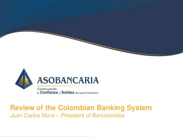 Bancolombia On Financial Inclusion In Colombia