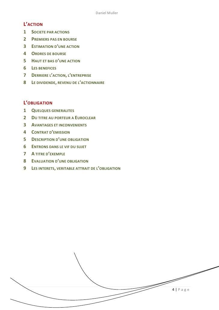 introduction  u00e0 la finance de march u00e9