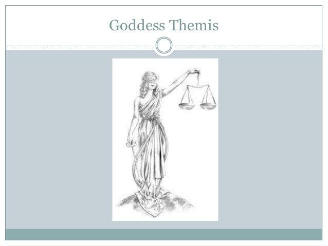 Goddess Themis