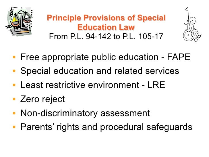 Special education in the United States