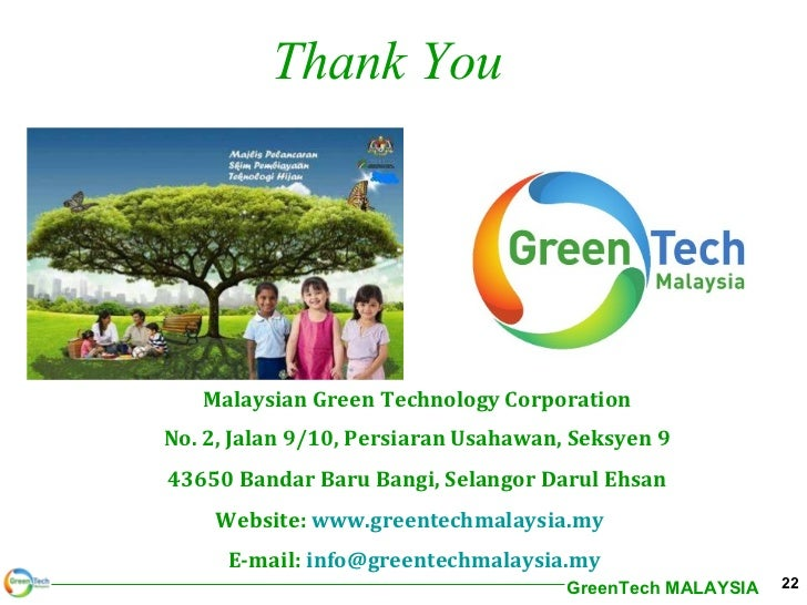 """green technology in malaysia """"green technology shall be a driver to accelerate the national economy and promote sustainable development""""  green initiatives in malaysia author:."""
