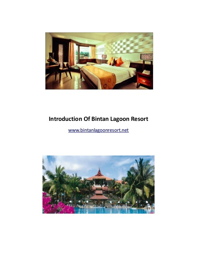 Introduction Of Bintan Lagoon Resort  www.bintanlagoonresort.net