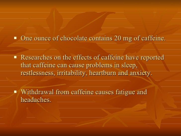 The Link Between GAD, Nicotine & Caffeine