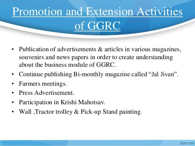 Introduction Of Ggrc