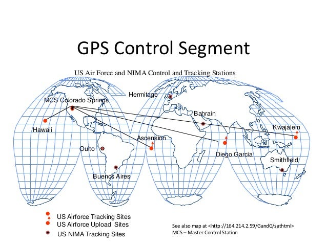 Introduction Of Gps Global Navigation Satellite Systems - World satellite gps map