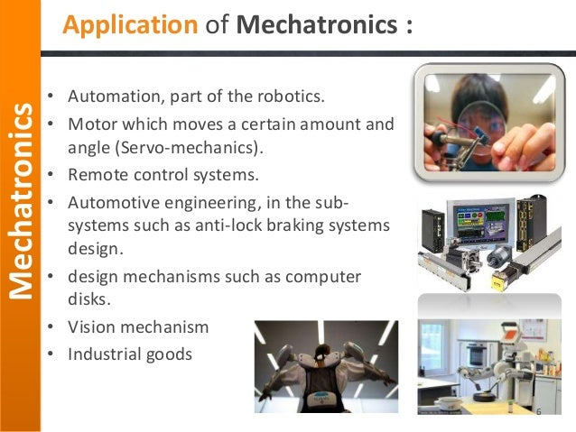 Introduction of mechatronics - Advantages disadvantages electronic locks ...