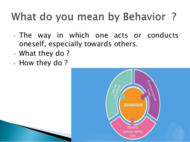 introduction to organizational behavior Organizational behavior (ob) or organisational behaviour is the study of human behavior in organizational settings, the interface between human behavior and the.