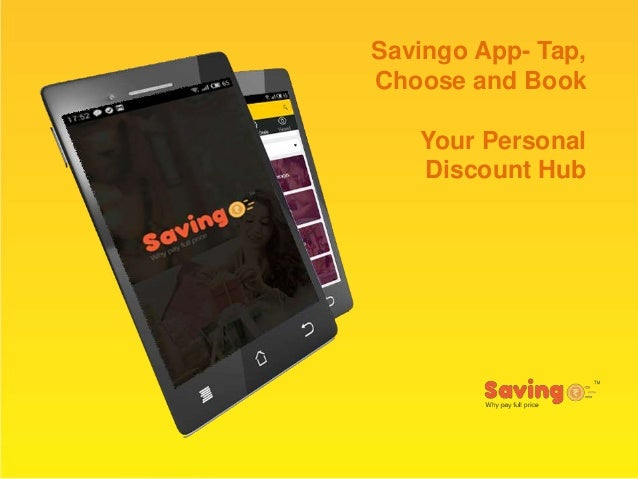 Savino App To Book Beauty Health And Restaurant Deals In