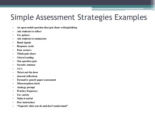 summarize learning and teaching strategies used own specialism Effective learning strategies or small groups to formulate and answer their own elaborative learning strategy is summarizing the material.