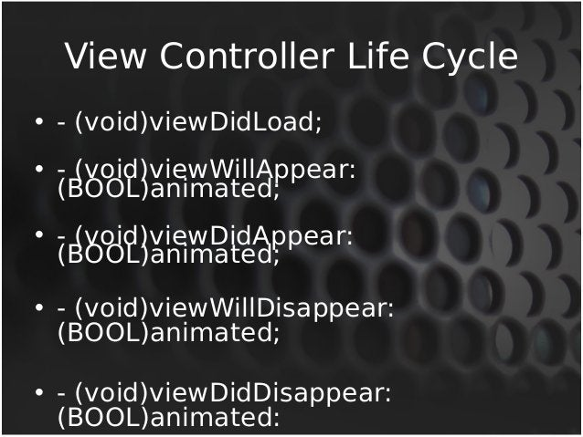 TableView Control  • Table View is one of the common UI  elements in iOS apps  • Most apps, in some ways, make use of  Tab...