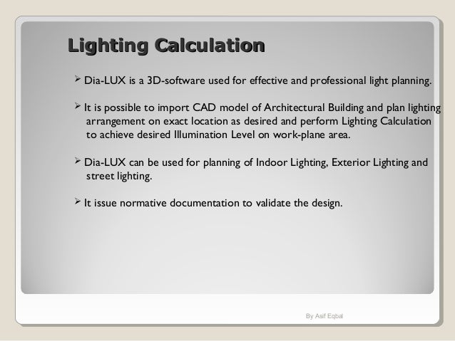 Introduction On Indian Codes As Applied In Electrical Design  sc 1 st  Democraciaejustica & Lighting Requirement Calculator - Democraciaejustica