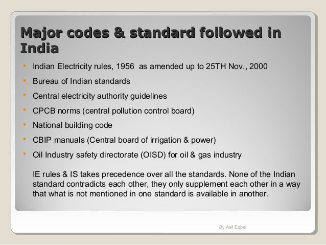 Introduction On Indian Codes As Applied In Electrical Design: Indian Electric Wire Colour Code At Imakadima.org