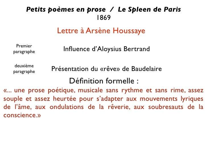 Poesie Introduction Poèmes En Prose
