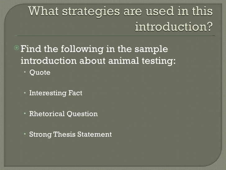 an introduction to and an analysis of the issue of animal cruelty Argumentative essay - animal cruelty 11/30  to the animals is considered as offensive in the title of animal cruelty  for this social issue:.