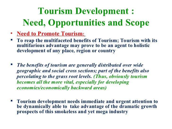holistic tourism definition