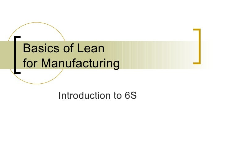 introduction to basic manufacturing Introduction to basic manufacturing process & workshop technology book (pdf) by rajender singh – manufacturing and workshop practices are crucial for the competitive industrial environment this book was designed to cover the syllabus of manufacturing processes/technology, workshop technology and workshop practices for engineering (diploma.