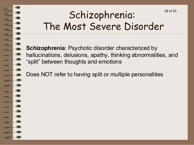 an introduction to the paranoid personality disorders commonly mistaken for schizophrenic disorders Paranoid personality disorder introduction  process for paranoid personality disorder: schizophrenia  a misdiagnosis of paranoid personality disorder or.