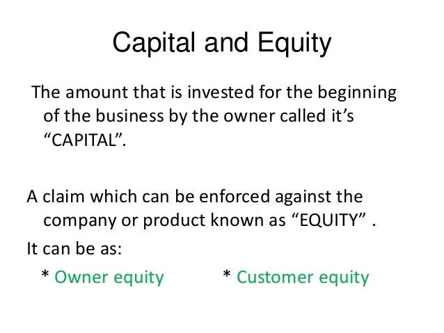 an introduction to the owner of capital in at The owner operates the business alone and may hire employees a company limited by guarantee with a share capital a hybrid entity.