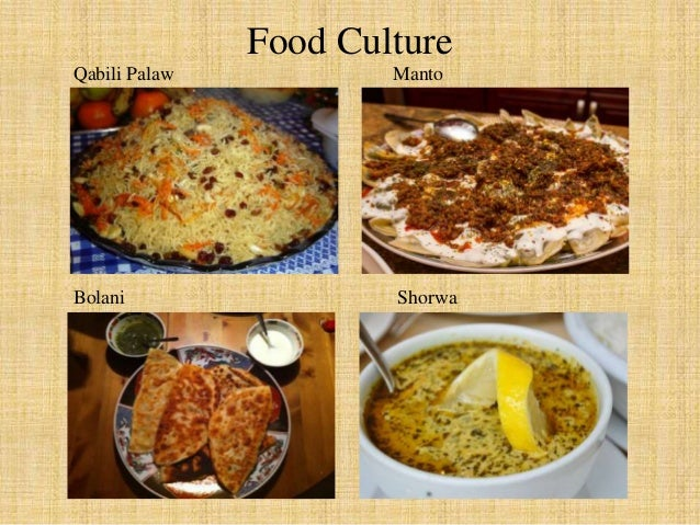 food is culture essay