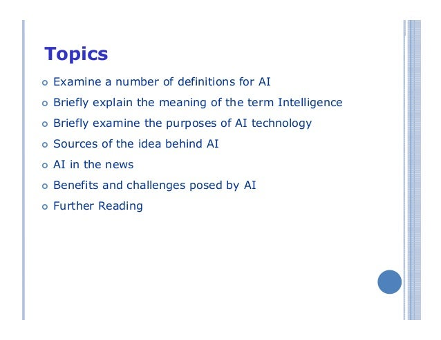 The controversial topic of using artificial intelligence