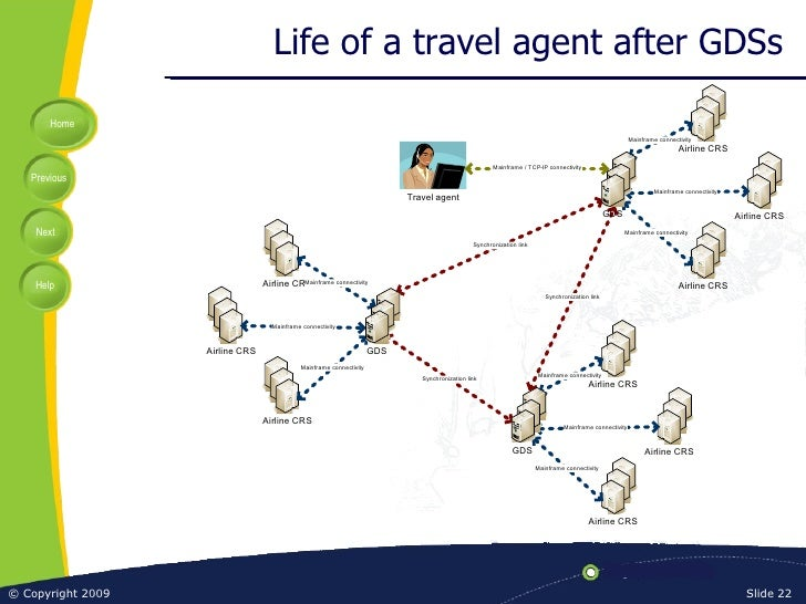 Life of a travel agent after GDSs
