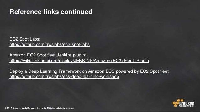 Introduction to Amazon EC2 Spot Instances