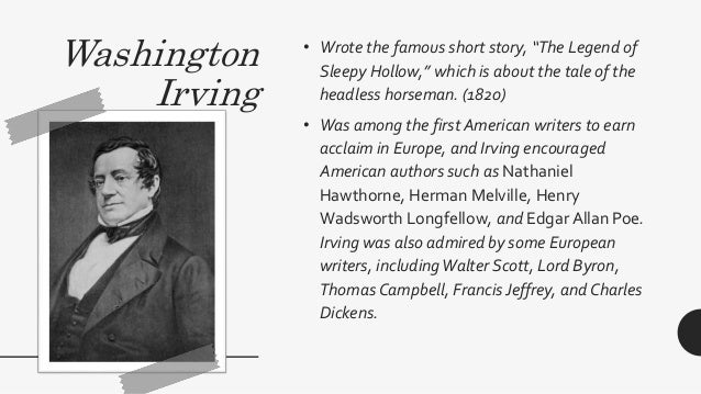 famous american short story writers