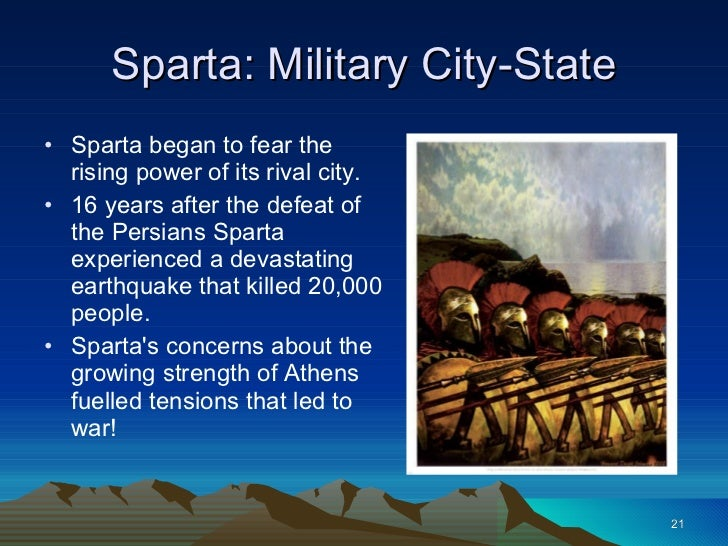 persian wars the division of power between athens and sparta The peloponnesian war and athenian life athens and sparta had cooperated during the persian war, but relations between these great powers, athens and sparta.