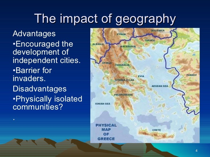 Ancient Greece Geography - Lessons - Tes Teach