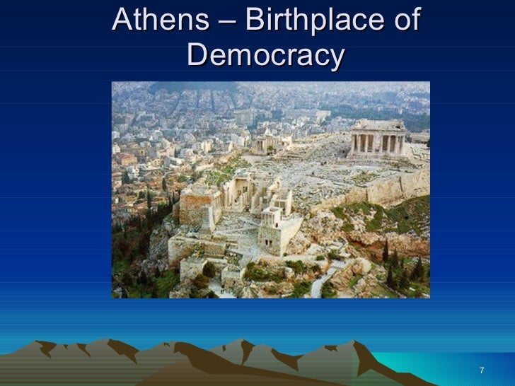 an introduction to the democracy in ancient athens The good thing about democracy in ancient athens was that there was a lot less voter ignorance the voters were indeed more knowledgeable, partly because of the government's limited functions – much more limited than today's government functions.