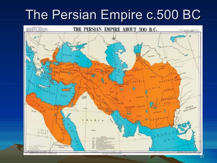 Ancient Greece Map Persian Empire.Introduction To Ancient Greece Powerpoint Sth