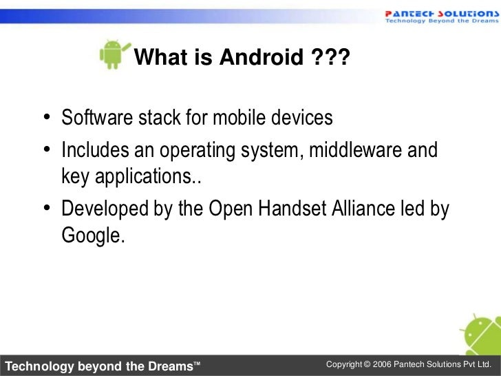 introduction what is android Recently google announced a set of new libraries for designing android application's architecture — android architecture components let's take a look at the room.