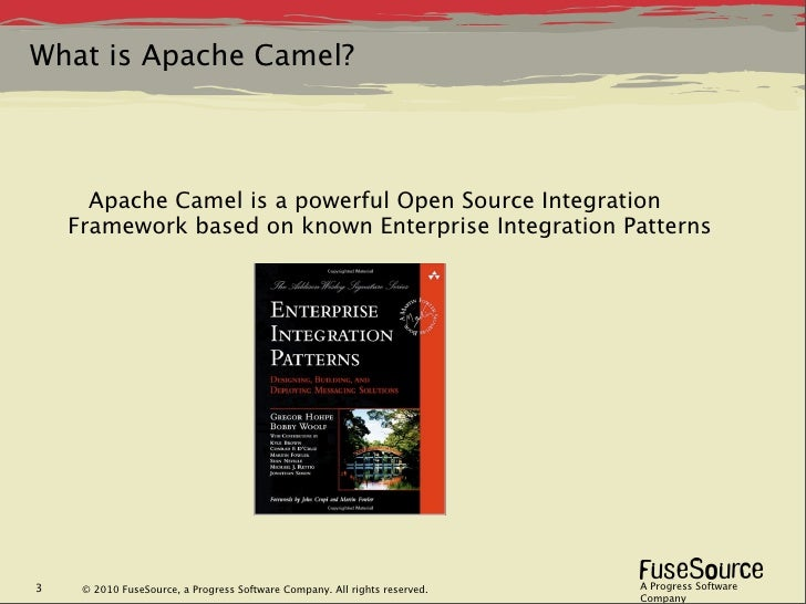 Introduction to Apache Camel Slide 3