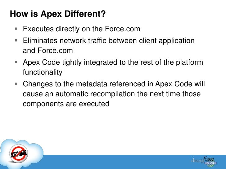 Introduction to apex code