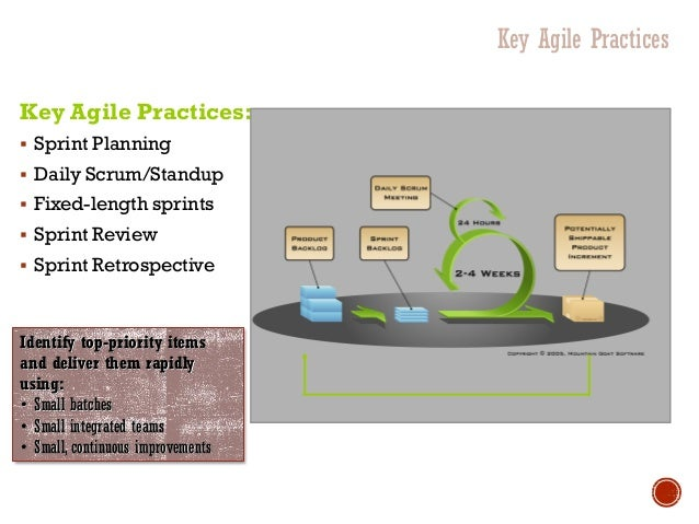 introduction to agile project management pdf