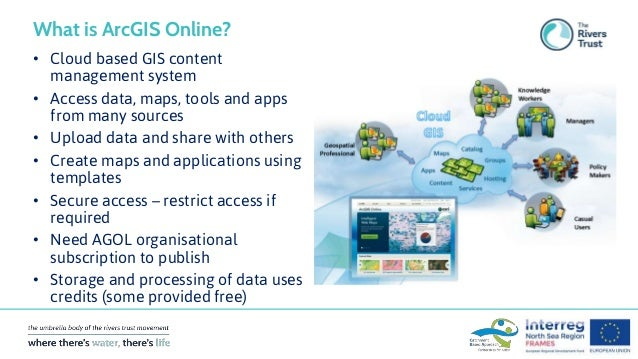 CaBA ArcGIS Online Training - Intro to catchment story maps